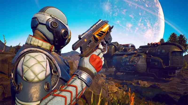 The Outer Worlds delayed because of Coronavirus