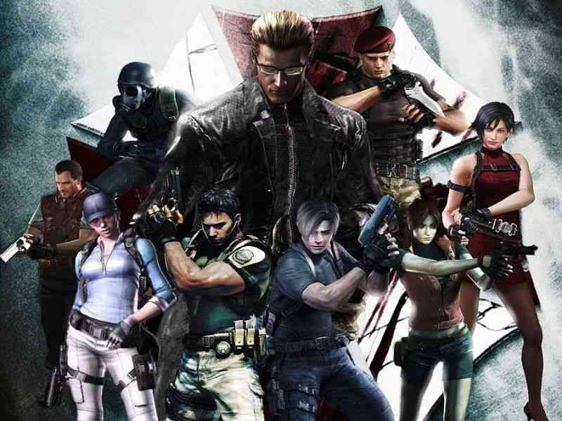 The Resident Evil TV series is under construction