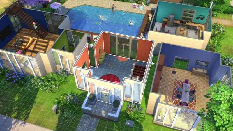 The Sims 4 Now Available On Steam