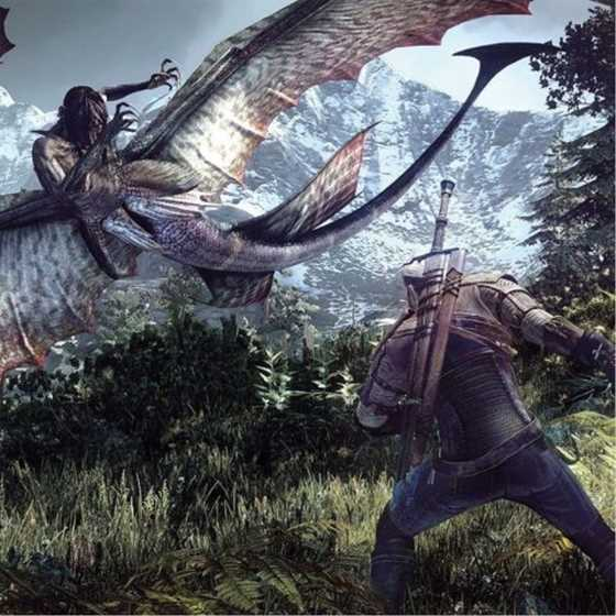 Mythological Background of The Witcher 3's Bestiary - Part 1