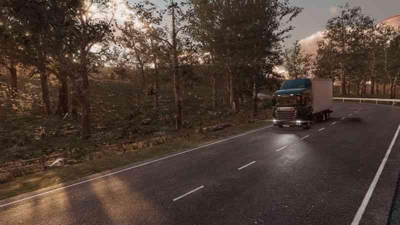 Truck & Logistics Simulator: Steam release today