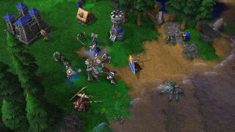 Warcraft III: Reforged Is Live. And System Requirements