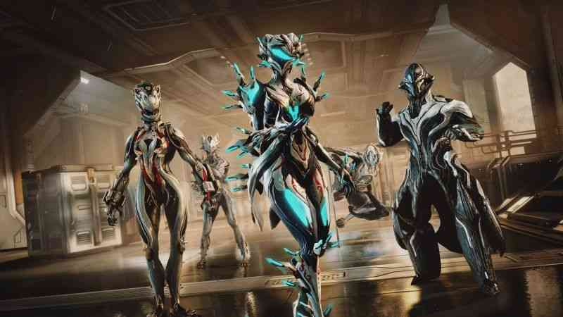Warframe is Coming to PS5